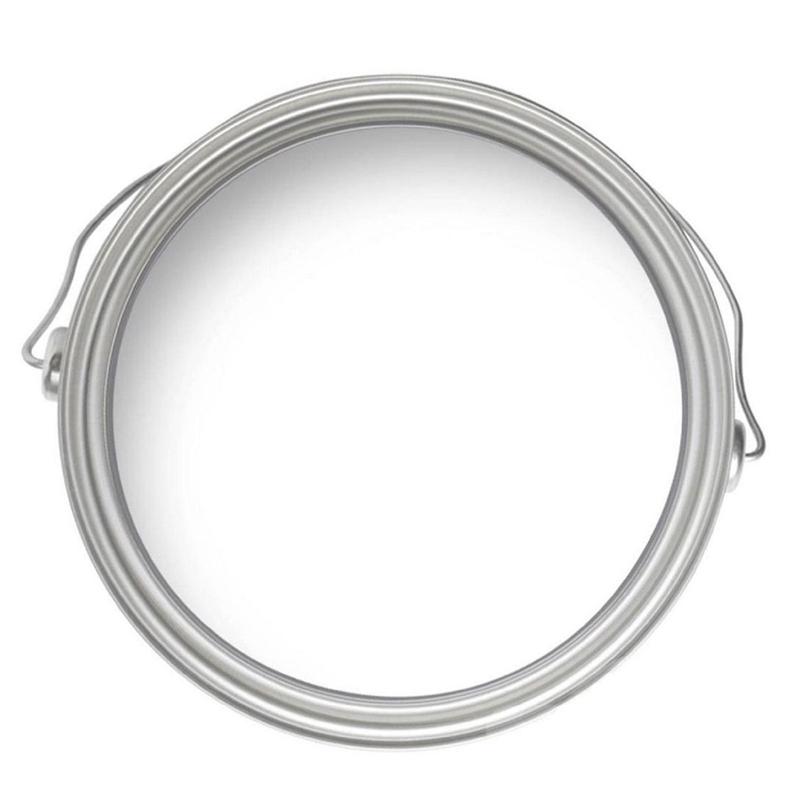 رنگ سفید نیم براق آکریلیک G1110