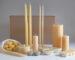 آموزش فیلم شمع سازی با موم عسل