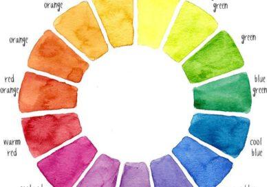 رنگ هنری