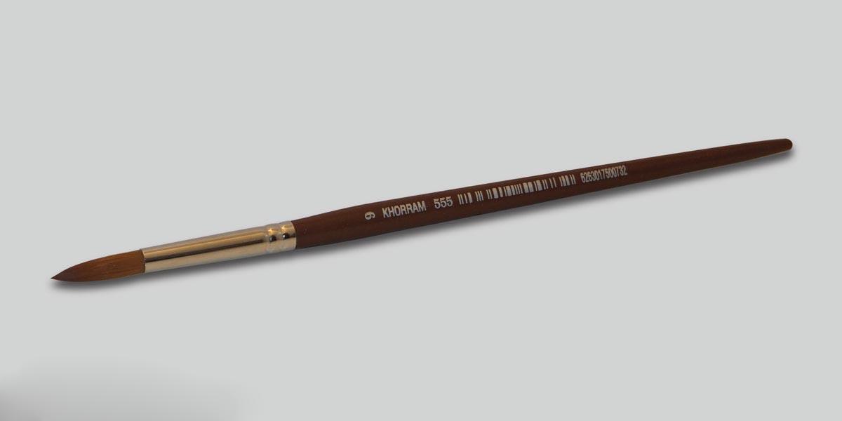 قلموهای نرم و ضخیم
