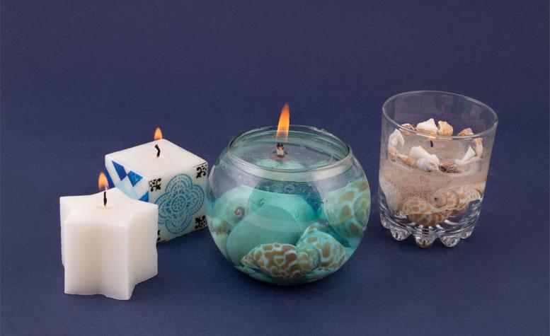 پارافین مایع شمع